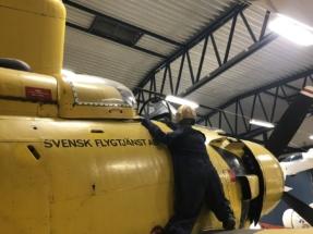 Douglas Skyraider AD-4 W 018