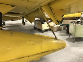 Douglas Skyraider AD-4 W 026