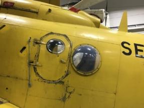 Douglas Skyraider AD-4 W 029
