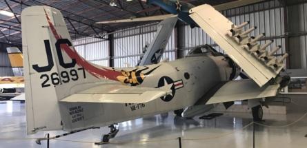 Douglas Skyraider AD-4N 001