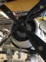 Douglas Skyraider AD-4N 012