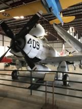 Douglas Skyraider AD-4N 013