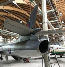 Hawker Hunter (Two seater) 017