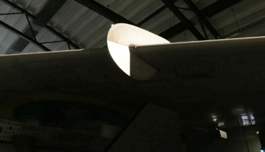 SAAB A32A Lansen 011