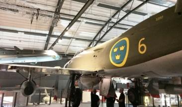 SAAB A32A Lansen 015
