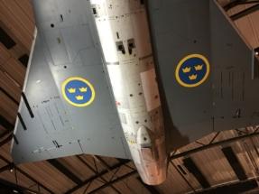 SAAB J 35D Draken 004
