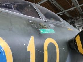 SAAB J 35F Draken Vä 015
