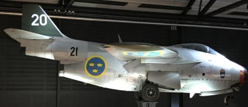 SAAB S 29C Tunnan Fv 001