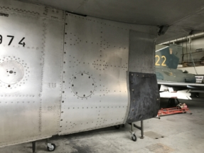 SAAB S 29C Tunnan Vä1 037