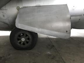 SAAB S 29C Tunnan Vä1 055