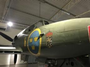 Saab J 21A 003