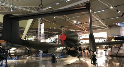 Saab J 21R 020