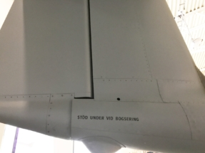 Saab J 21R 022
