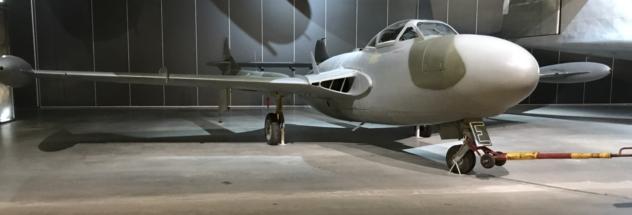 de Havilland Venom FVM 001