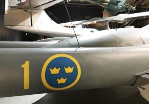 de Havilland Venom FVM 010
