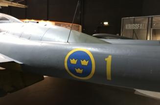 de Havilland Venom FVM 016