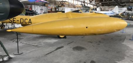 de Havilland Venom Vä 005