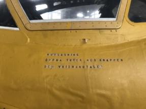 de Havilland Venom Vä 009