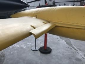 de Havilland Venom Vä 017