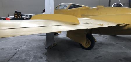 de Havilland Venom Vä 019