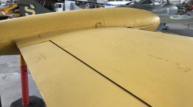 de Havilland Venom Vä 024