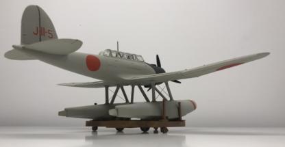 Aichi E13A1 'Jake' Finished 006