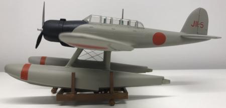 Aichi E13A1 'Jake' Finished 007