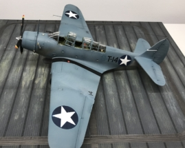 Douglas TBD-1 Devastator Finished 004