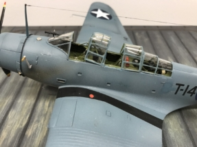 Douglas TBD-1 Devastator Finished 008