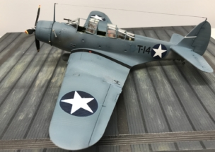 Douglas TBD-1 Devastator Finished 009