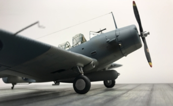 Douglas TBD-1 Devastator Finished 016