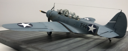 Douglas TBD-1 Devastator Finished 020