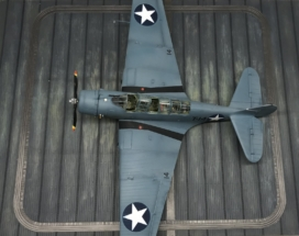 Douglas TBD-1 Devastator Finished 022