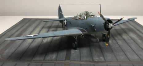 Douglas TBD-1 Devastator Finished 025