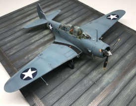 Douglas TBD-1 Devastator Finished 026