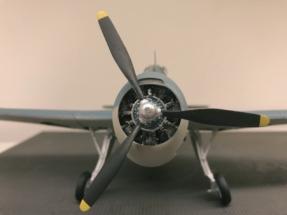 Grumman TBF-1C Avenger Finished 003