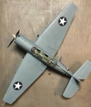 Grumman TBF-1C Avenger Finished 004