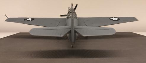Grumman TBF-1C Avenger Finished 007