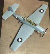 Grumman TBF-1C Avenger Finished 013