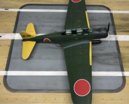 Nakajima B5N2 Type 97 'Kate' Finished 001