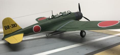 Nakajima B5N2 Type 97 'Kate' Finished 002