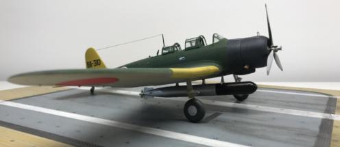 Nakajima B5N2 Type 97 'Kate' Finished 003