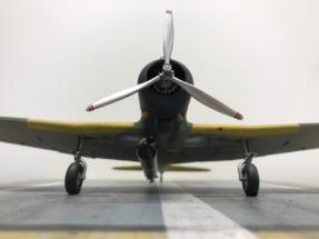 Nakajima B5N2 Type 97 'Kate' Finished 004