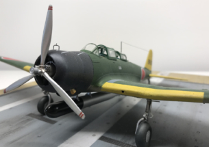Nakajima B5N2 Type 97 'Kate' Finished 005
