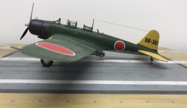 Nakajima B5N2 Type 97 'Kate' Finished 006