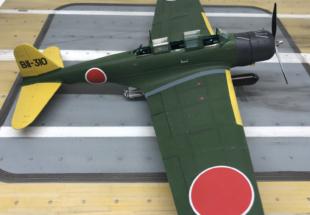 Nakajima B5N2 Type 97 'Kate' Finished 007