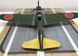 Nakajima B5N2 Type 97 'Kate' Finished 008