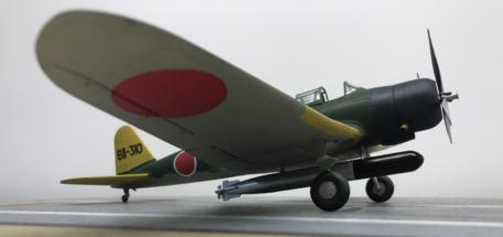 Nakajima B5N2 Type 97 'Kate' Finished 009