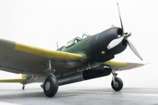 Nakajima B5N2 Type 97 'Kate' Finished 010