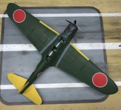 Nakajima B5N2 Type 97 'Kate' Finished 011